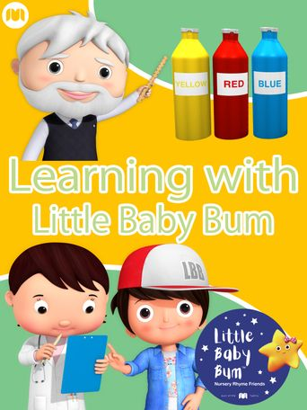 Learning with Little Baby Bum Poster