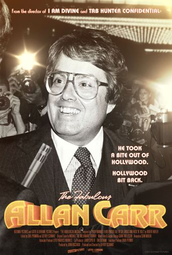The Fabulous Allan Carr Poster