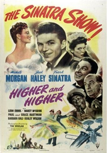 Higher and Higher Poster