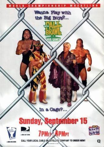 WCW Fall Brawl 1996 Poster
