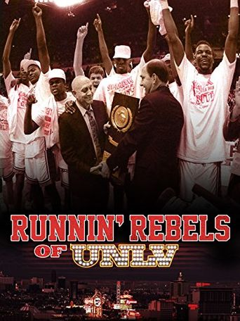 Runnin' Rebels of UNLV Poster