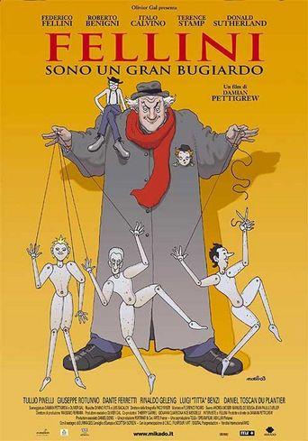 Fellini: I'm a Born Liar Poster