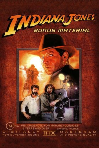 Indiana Jones: Making the Trilogy Poster