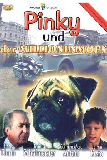 Pinky und der Millionenmops Poster