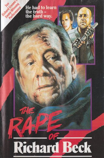 The Rape of Richard Beck Poster