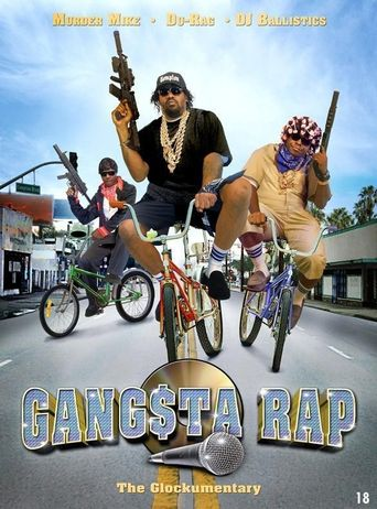 Gangsta Rap: The Glockumentary Poster