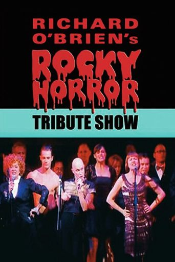 Rocky Horror Tribute Show Poster