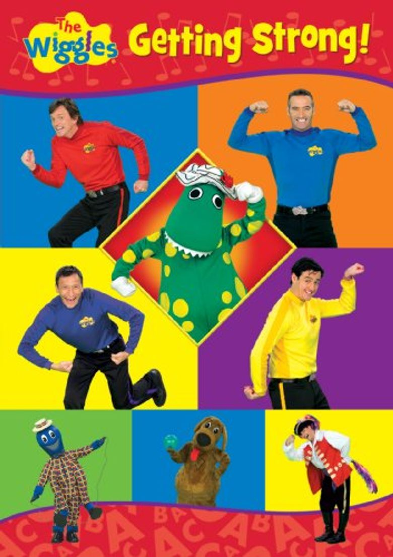 The Wiggles: Getting Strong Poster