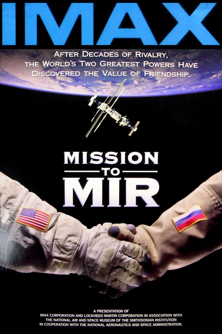 Mission to Mir Poster