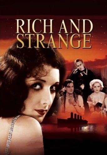 Rich and Strange Poster