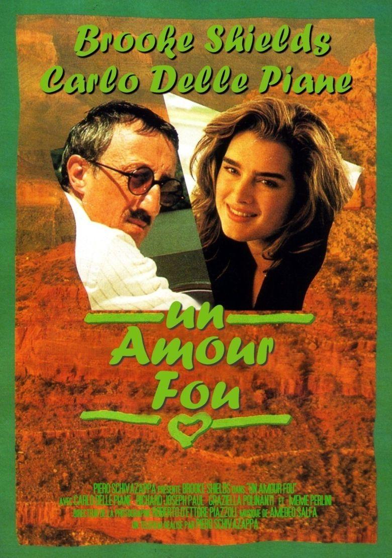 Un amore americano Poster