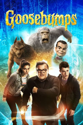 Watch Goosebumps