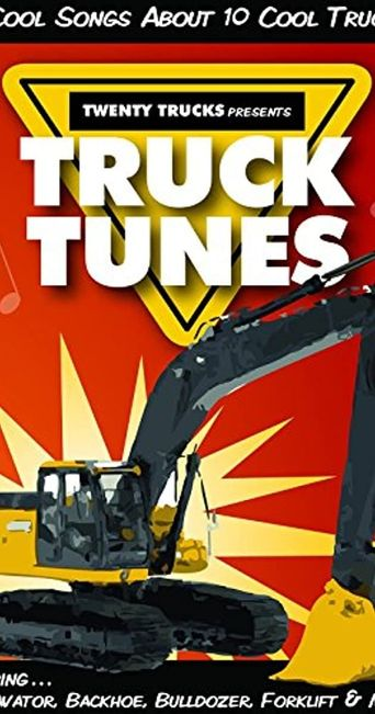 Truck Tunes Poster