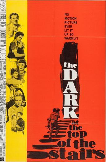 The Dark at the Top of the Stairs Poster
