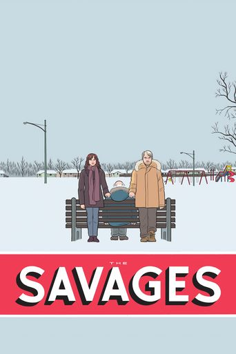 The Savages Poster