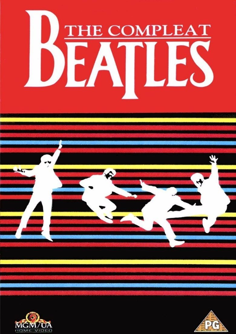 The Compleat Beatles Poster