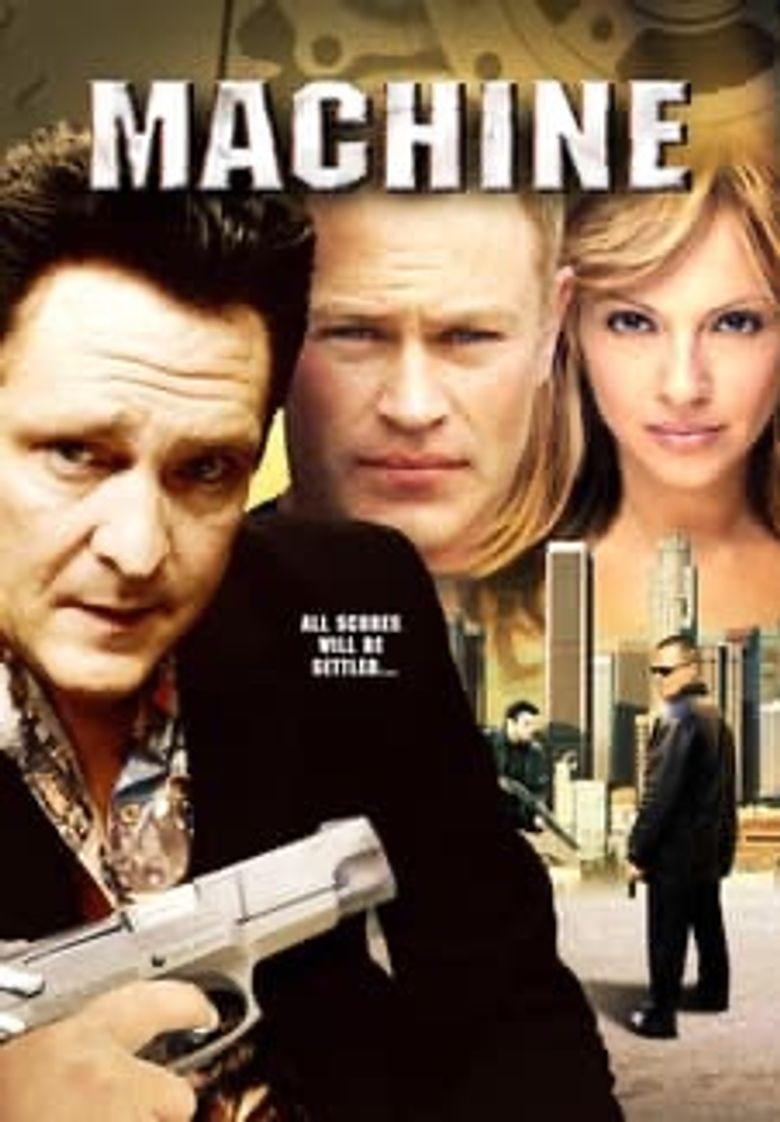 Machine Poster