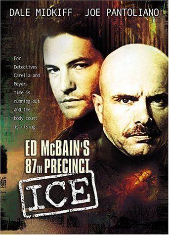 Ed McBain's 87th Precinct: Ice Poster