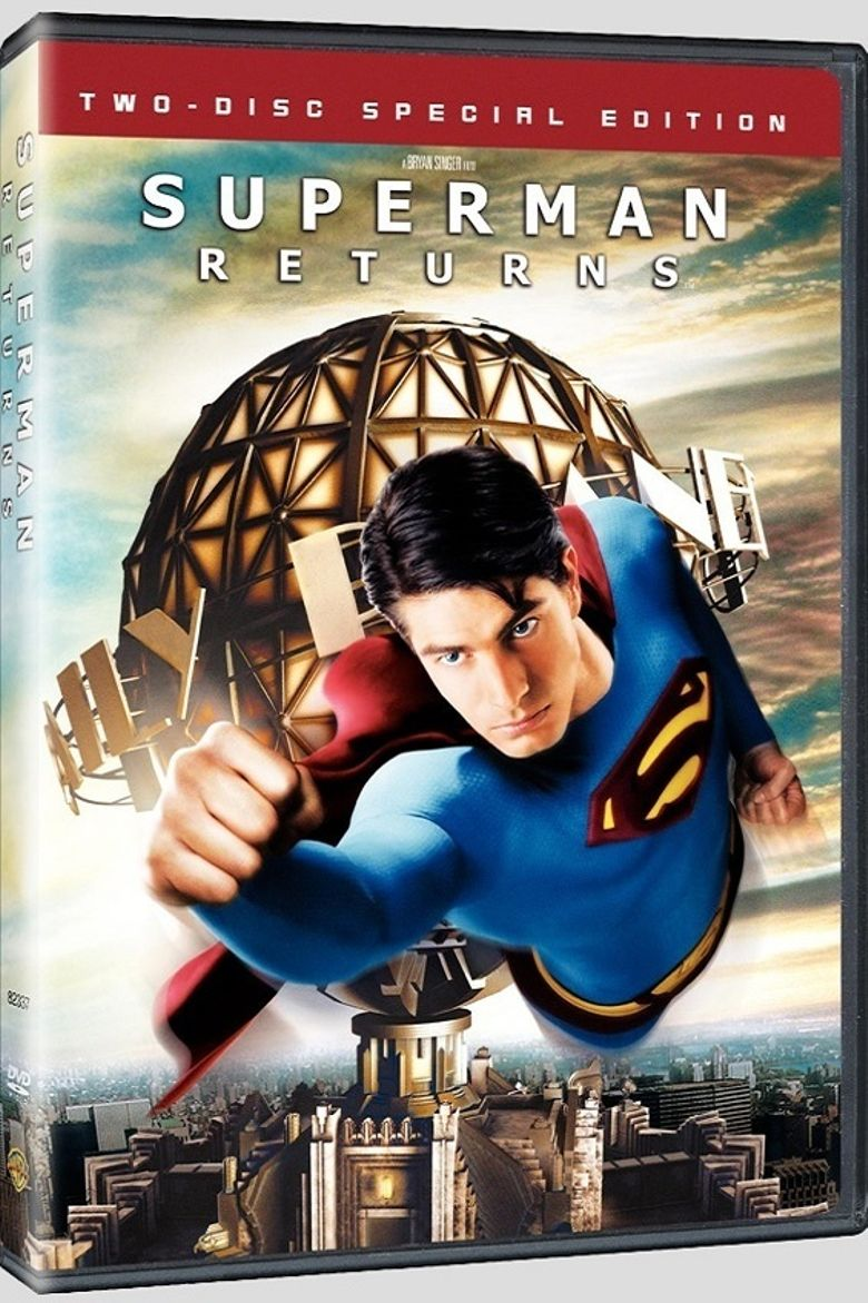 Requiem for Krypton: Making 'Superman Returns' Poster