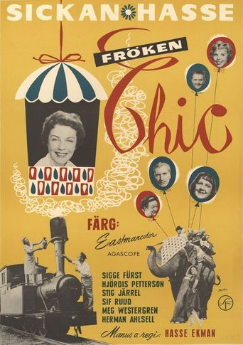 Miss Chic Poster