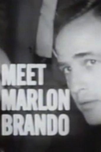 Meet Marlon Brando Poster
