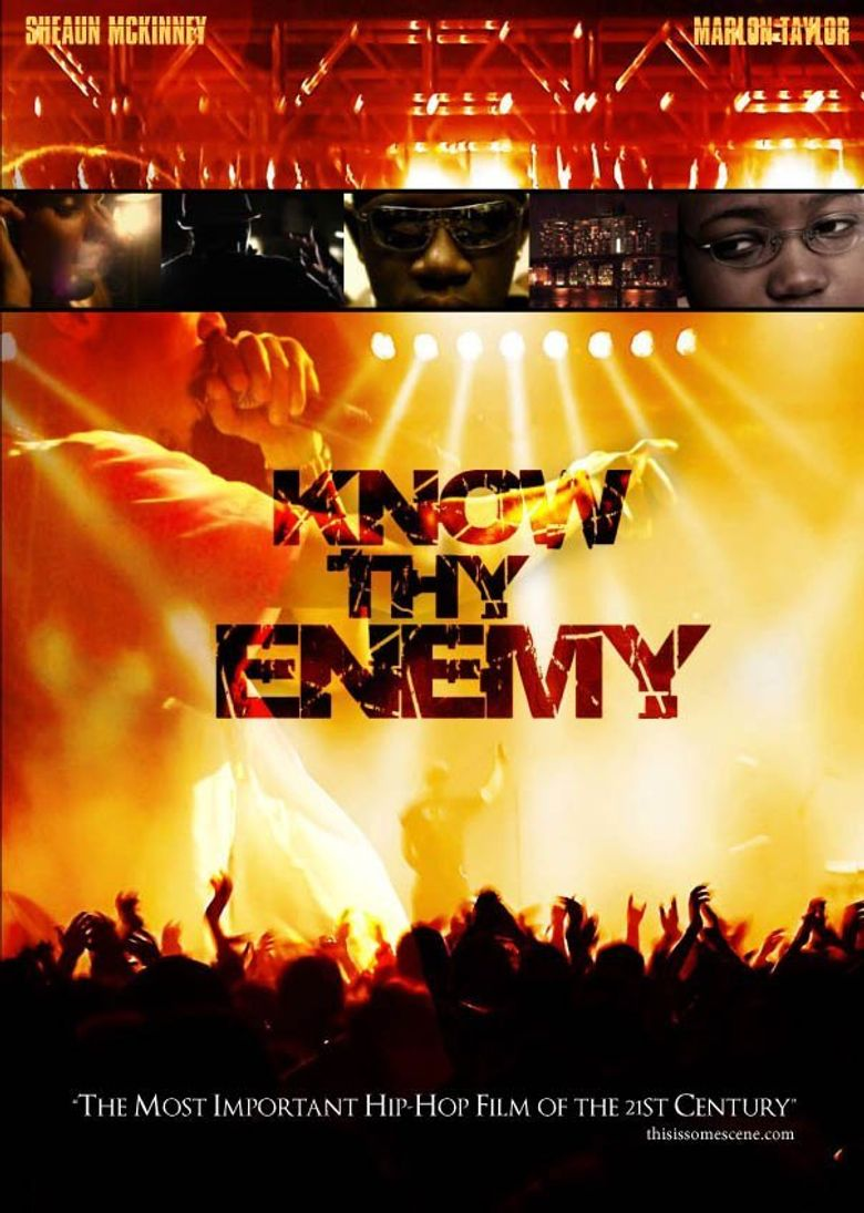 Know Thy Enemy Poster