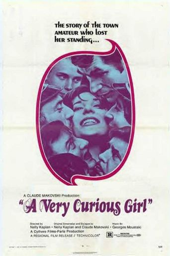 A Very Curious Girl Poster