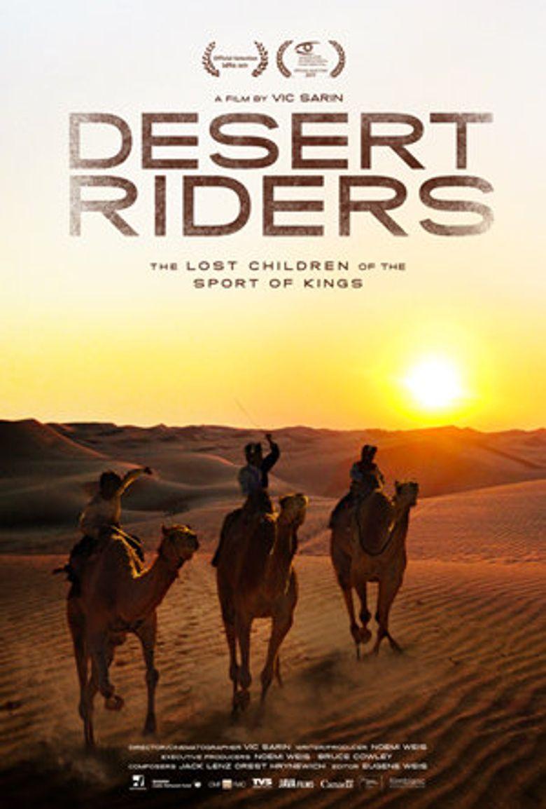 Desert Riders Poster
