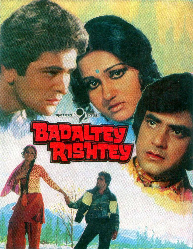 Badaltey Rishtey Poster