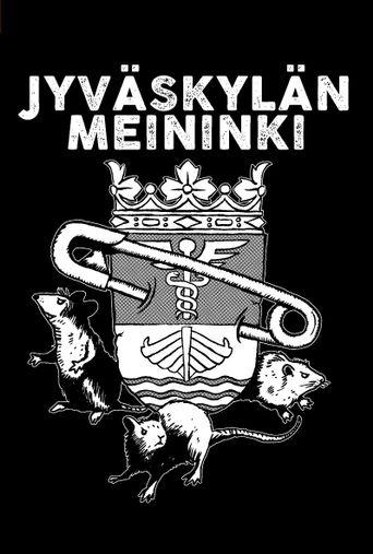 Jyväskylän meininki: A Punk Documentary Poster