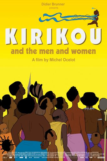 Kirikou and the Men and Women Poster
