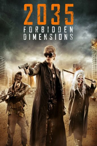 The Forbidden Dimensions Poster