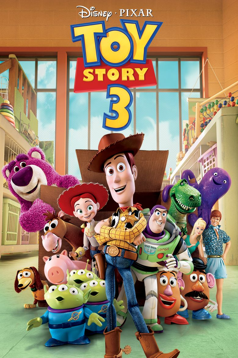 Watch Toy Story 3