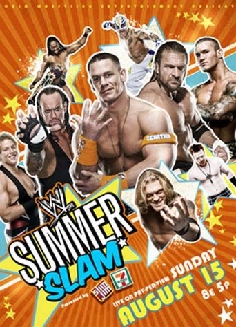 WWE SummerSlam 2010 Poster