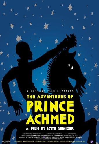 Watch The Adventures of Prince Achmed