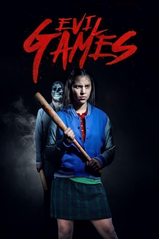 Evil Games Poster