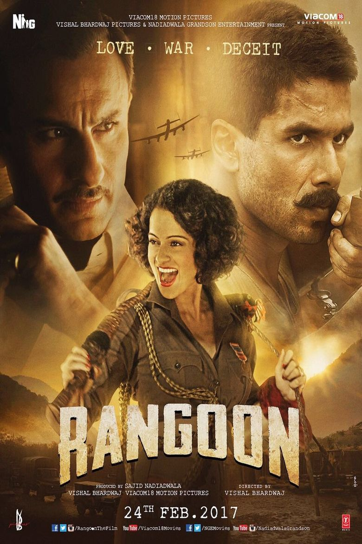 Watch Rangoon