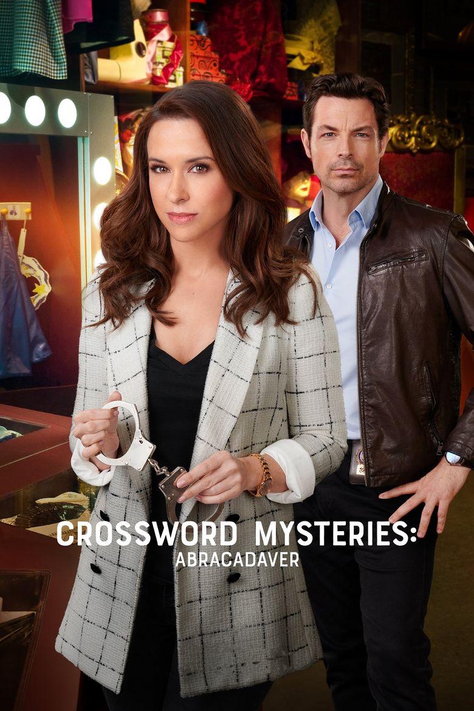 Crossword Mysteries: Abracadaver Poster