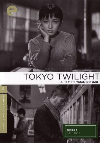 Tokyo Twilight Poster