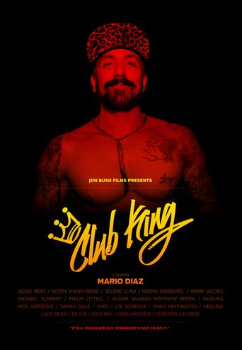 Club King Poster