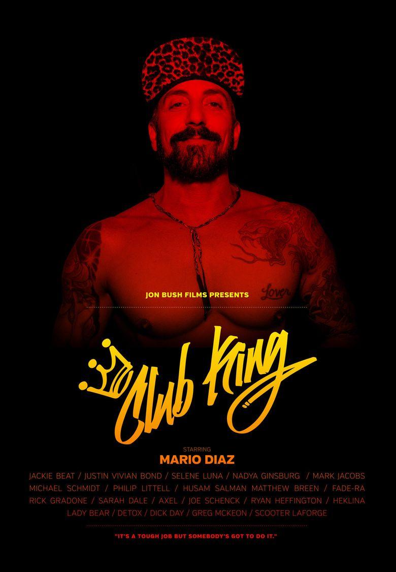 Club King Poster
