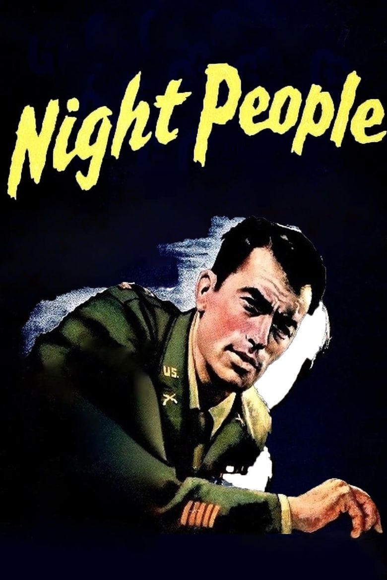 Night People Poster