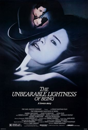 Watch The Unbearable Lightness of Being