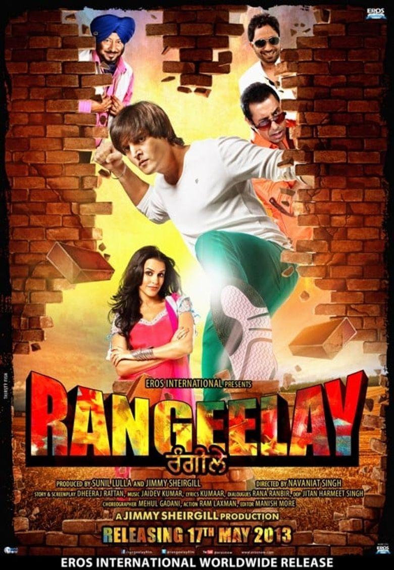 Rangeelay Poster