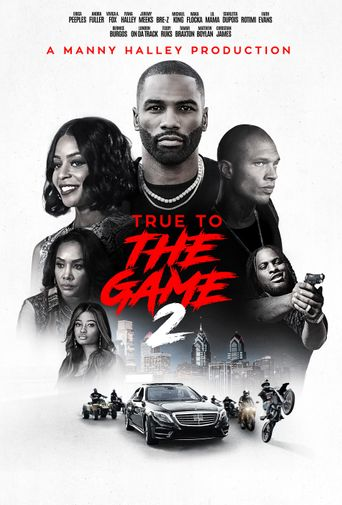 True to the Game 2: Gena's Story Poster