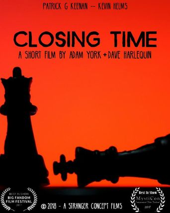 Closing Time Poster