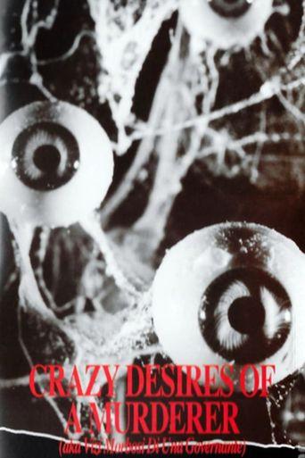 Crazy Desires of a Murderer Poster