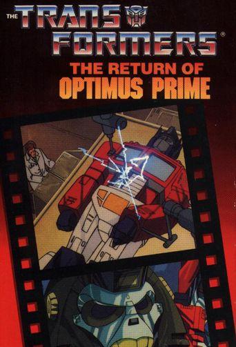 The Return of Optimus Prime Poster