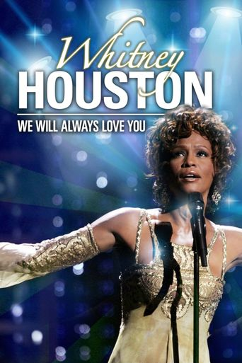 Whitney Houston - We Will Always Love You Poster