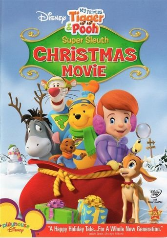 My Friends Tigger & Pooh: Super Sleuth Christmas Movie Poster